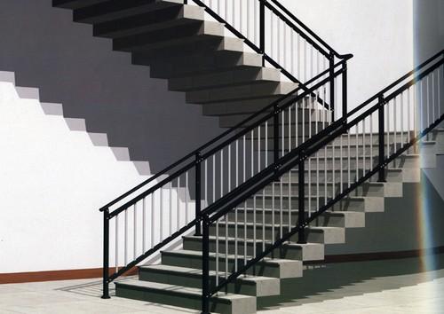 厂区楼梯 钢结构